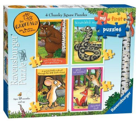 Jigsaw - The Gruffalo - My First Puzzles 072262