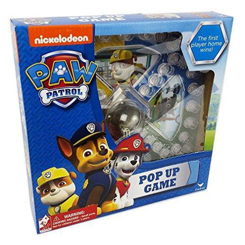 Paw Patrol Pop Up Frustration Game