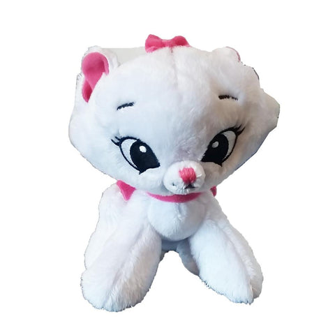 Disney Animal Tales Cute 8 Inch Marie Soft Plush Toy