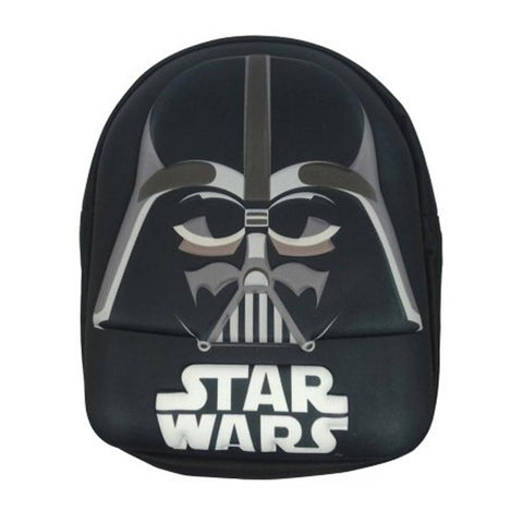Disney Star Wars Darth Vader 3D Backpack