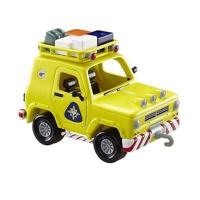 Fireman Sam 4x4 Mountain Rescue Vehcile