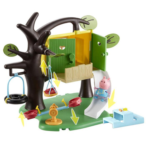 Peppa Pig Peppa's Treehouse Playset