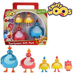 Twirlywoos 5 Figure Poseable Gift Pack