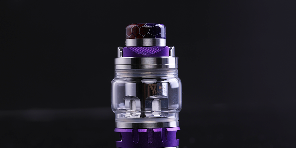 Desire Design Bulldog Tank Purple