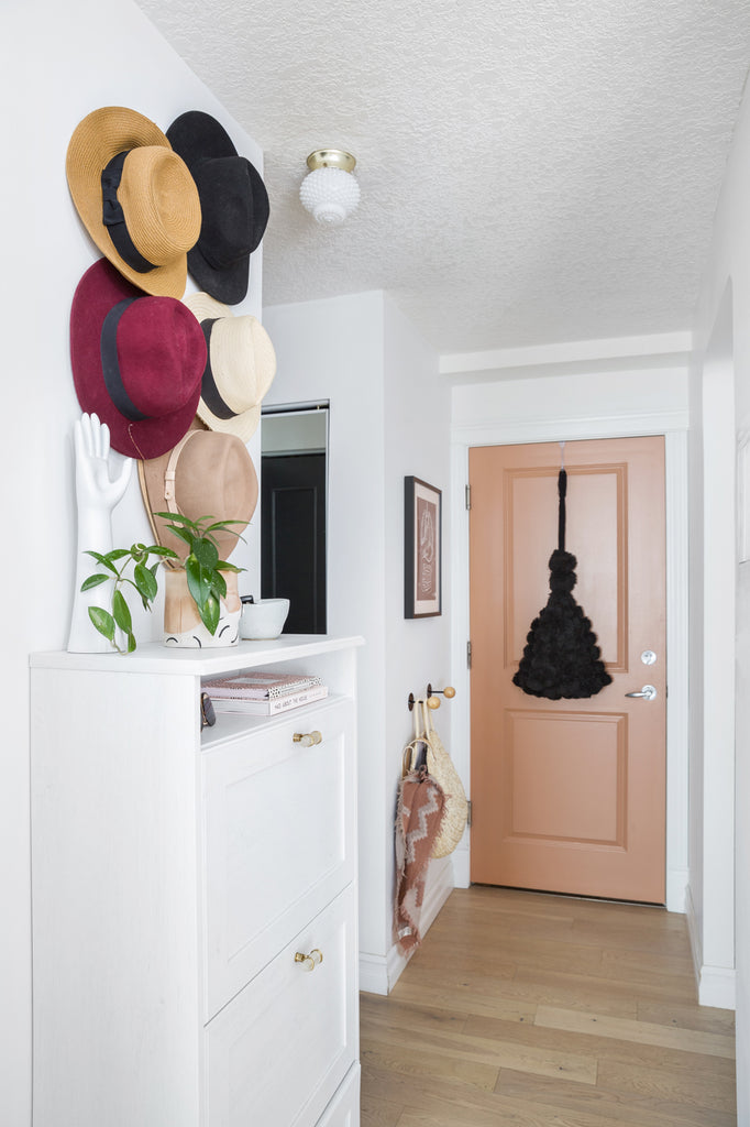 An Interior Designer Shares her Small Space