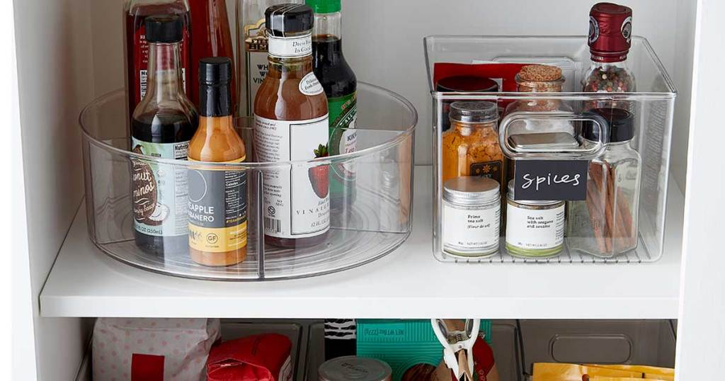 iDesign Organizer Bins from $5.99 on Zulily + Free Shipping