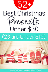 Best Christmas presents under $30, PLUS 23 of the best, cheap Christmas gifts under $10