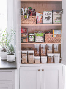 Kitchen Pantry Organization: 5 Useful Solutions