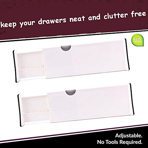 24 Best Expandable Drawer Dividers