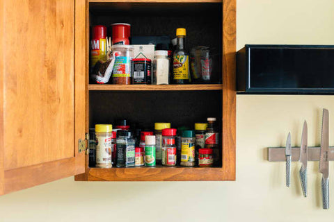 This Space-Saving Spice Organizer Has Over 10,000 Glowing Amazon Reviews — and It's on Sale Right Now
