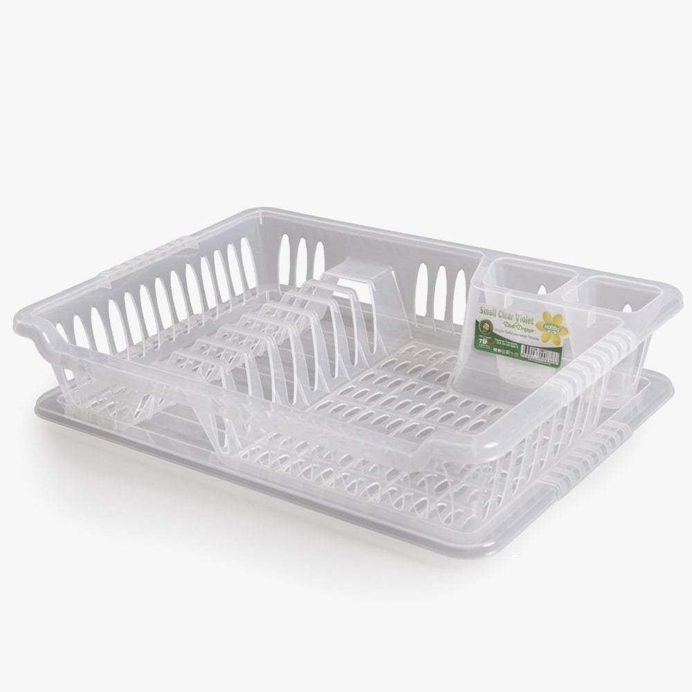 Comfortable Dish Drainer Tray