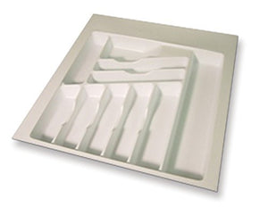 Vance 19 X 21 inch Trimmable Flatware Drawer Organizer, 4W1921F