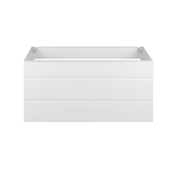 The best maykke dani 36 bathroom vanity cabinet in birch wood white finish modern and minimalist single wall mounted floating base cabinet only ysa1203601