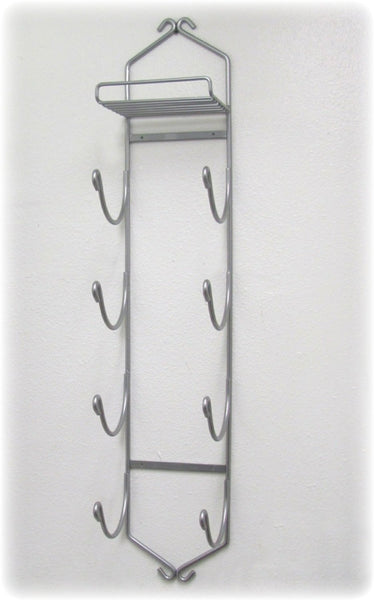 Explore sparkling collectibles 38 wall mounted 4 arm shelf chrome towel rack towel holder bathroom towel bathroom storage chrome 4 arm shelf made in the u s a