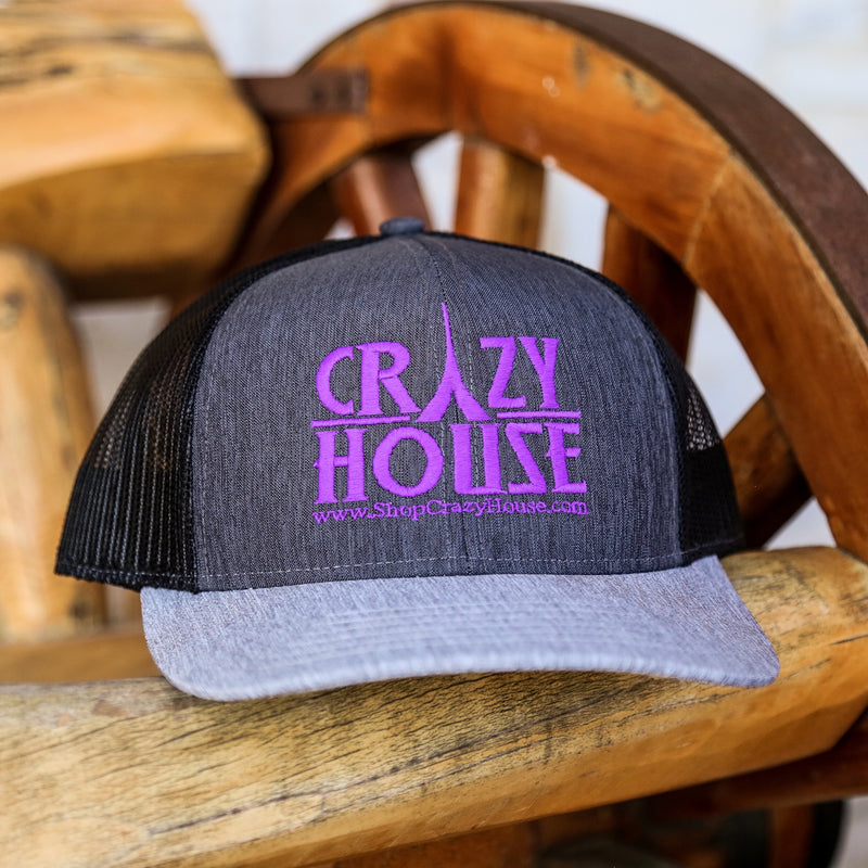 The Classic - Tri Color Heather/Dark Heather/Black