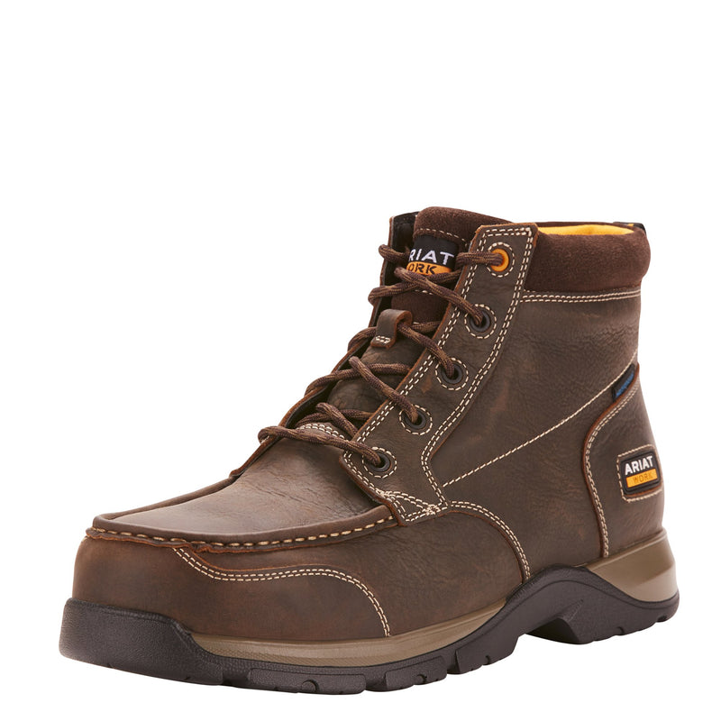 Men's Composite Toe Waterproof Work Boots