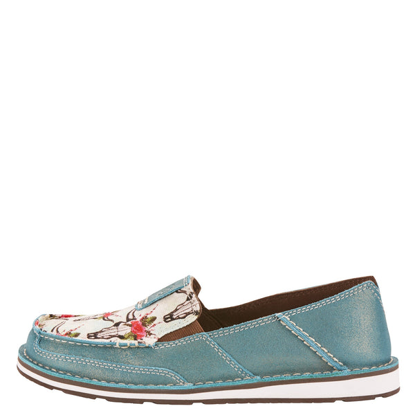 Women's Turquoise Steer Cruisers