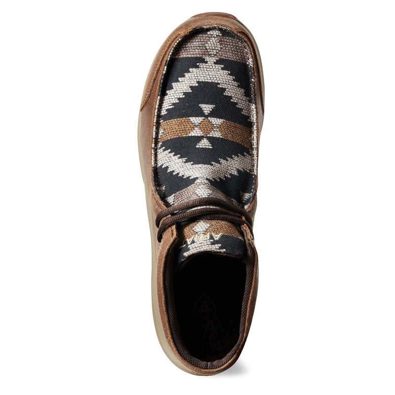 Men's Spitfire Aztec High Top Shoes