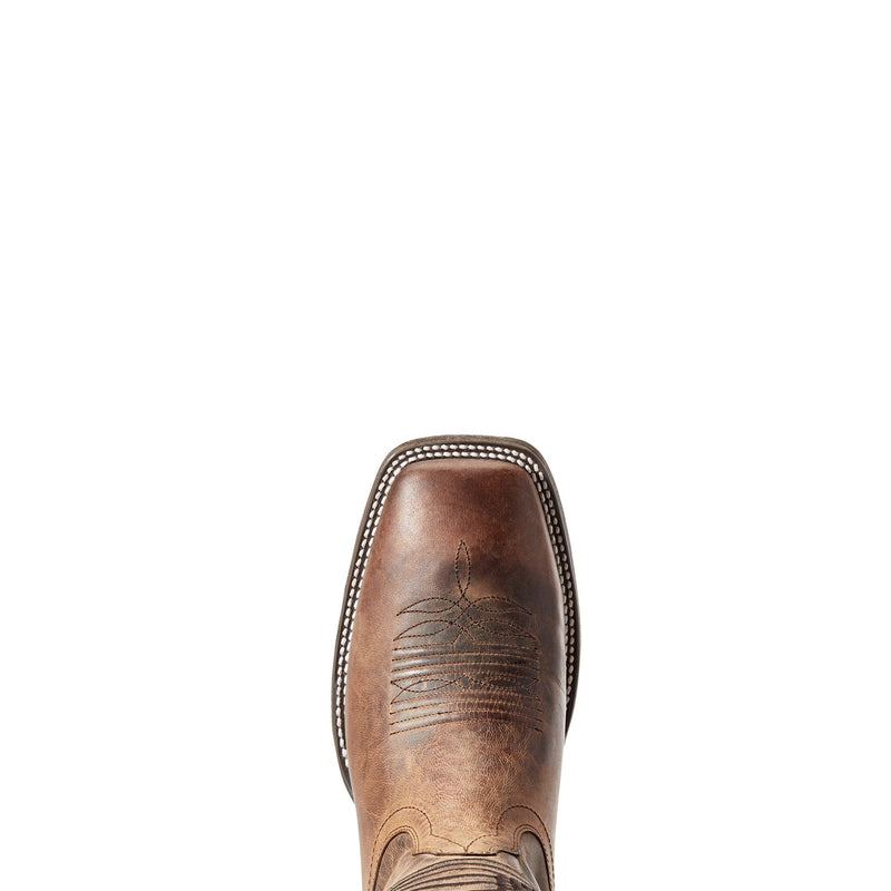 Men's Circuit Patriot Weathered Tan Boots