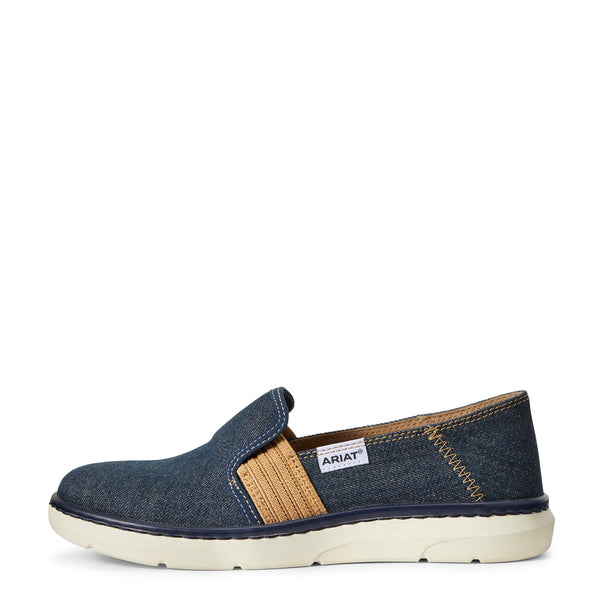Womens Ryder Denim Cruiser Shoes