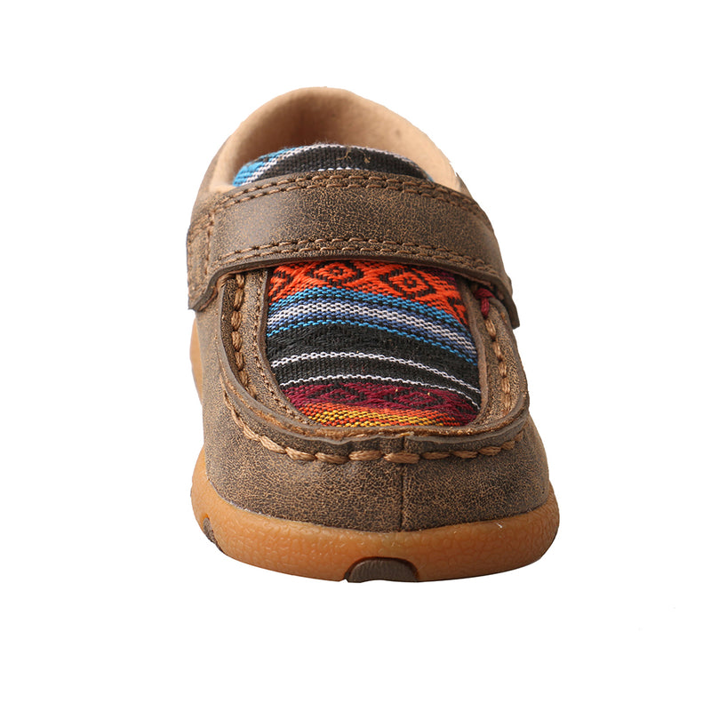 Infant Driving Moc - Serape