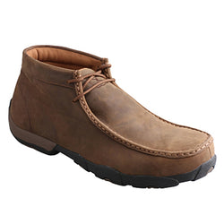 Men's Chukka Driving Moc – Waterproof