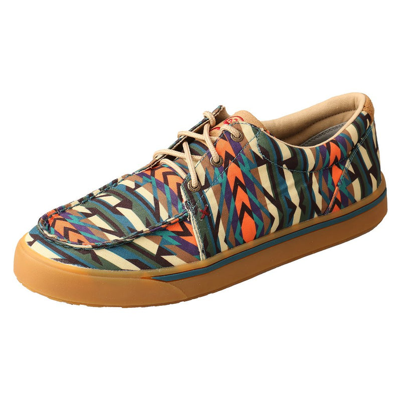 Men's Hooey Loper - Graphic Pattern