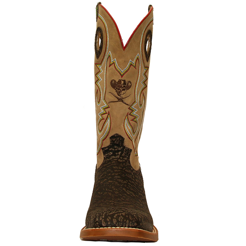 Men's Ruff Stock Boot - Crazy Horse Taupe