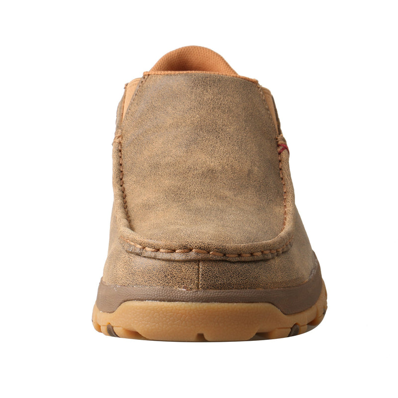 Men's Slip-On Driving Moc with CellStretch®