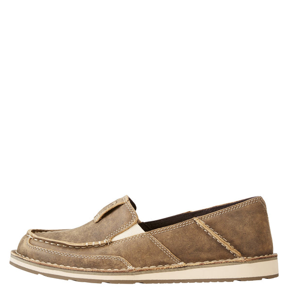 Women's Brown Bomber Cruiser Shoe