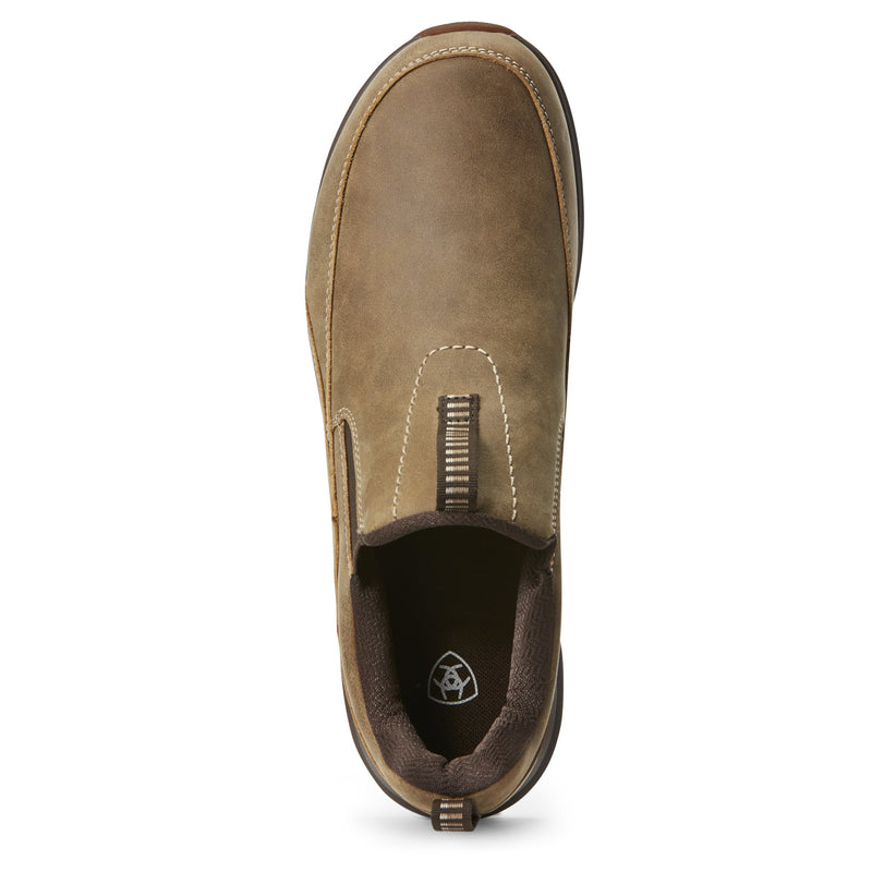 Men's Casual Spitfire Slip-on Brown