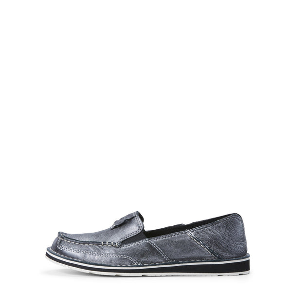 Women's Pewter Grey Cruiser Shoes