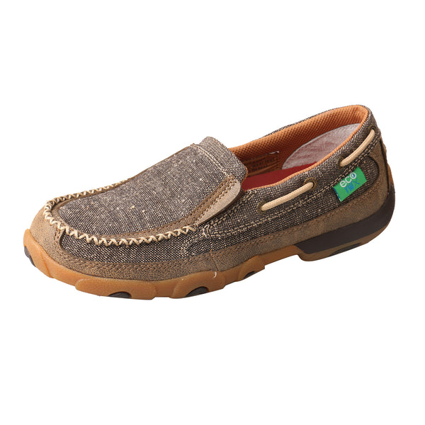 Women's Slip-On Driving Moc - Eco TWX