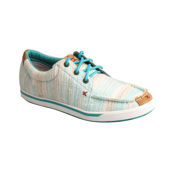 Women's Hooey Loper - Blue/Multi