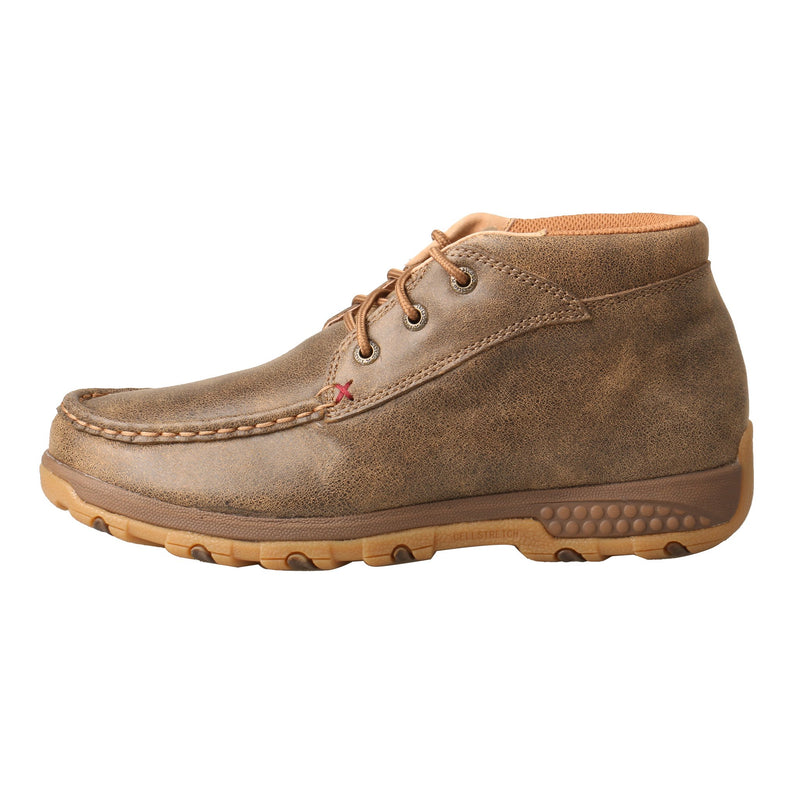 Women's Chukka Driving Moc with CellStretch®