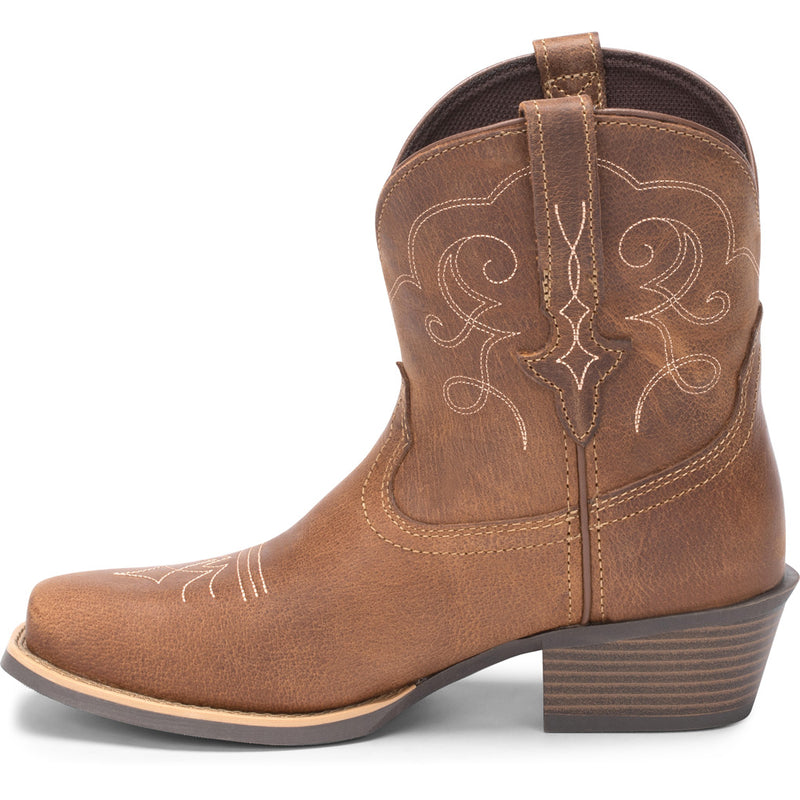 Women's Chellie Tan Short Top Boot