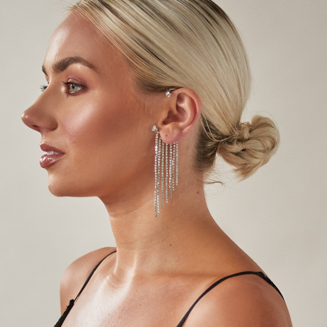 Diamanté Ear Cuff
