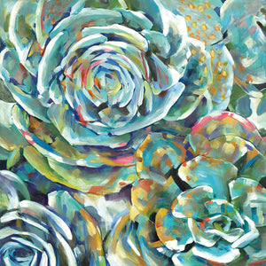 Desert Bloom Soft Canvas Prints