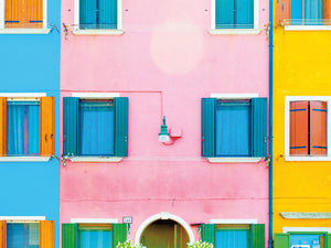 Burano 6 Canvas Prints