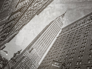 Empire State Building 1Canvas Prints