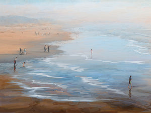Beach Weekend Canvas Art