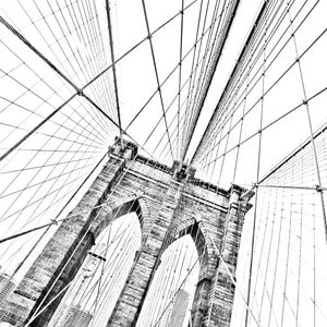 Brooklyn Bridge 1 Canvas Art