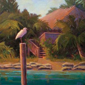 Morning Lookout by Kathleen Denis - top quality wall art work on large canvas & framed canvas prints