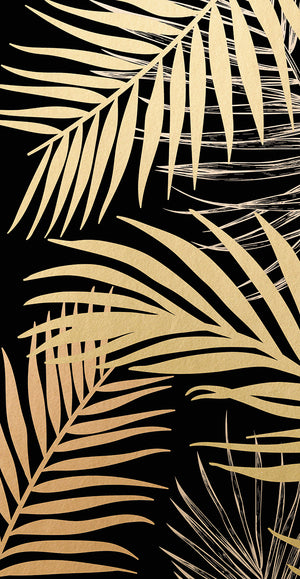 Palms D'or I Canvas Art