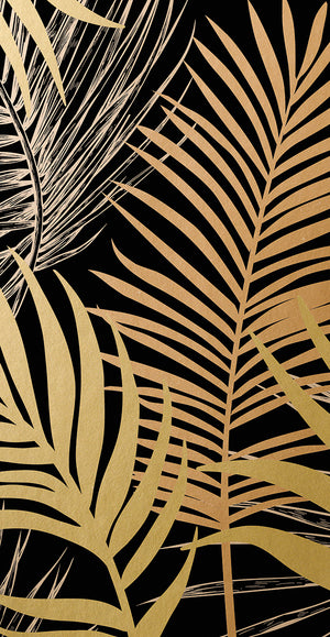 Palms D'or II Canvas Art