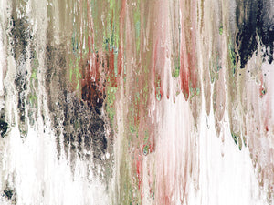 Spring Rain II Canvas Art
