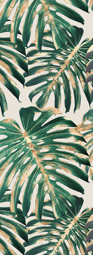 Tropic Patterns Panel II Canvas Art
