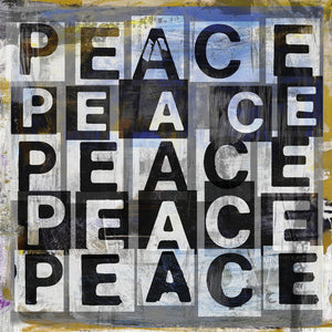 Peace Canvas Art