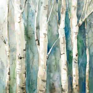 River Birch II Canvas Art