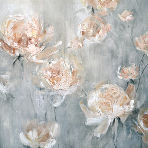 Rose Mist Canvas Art